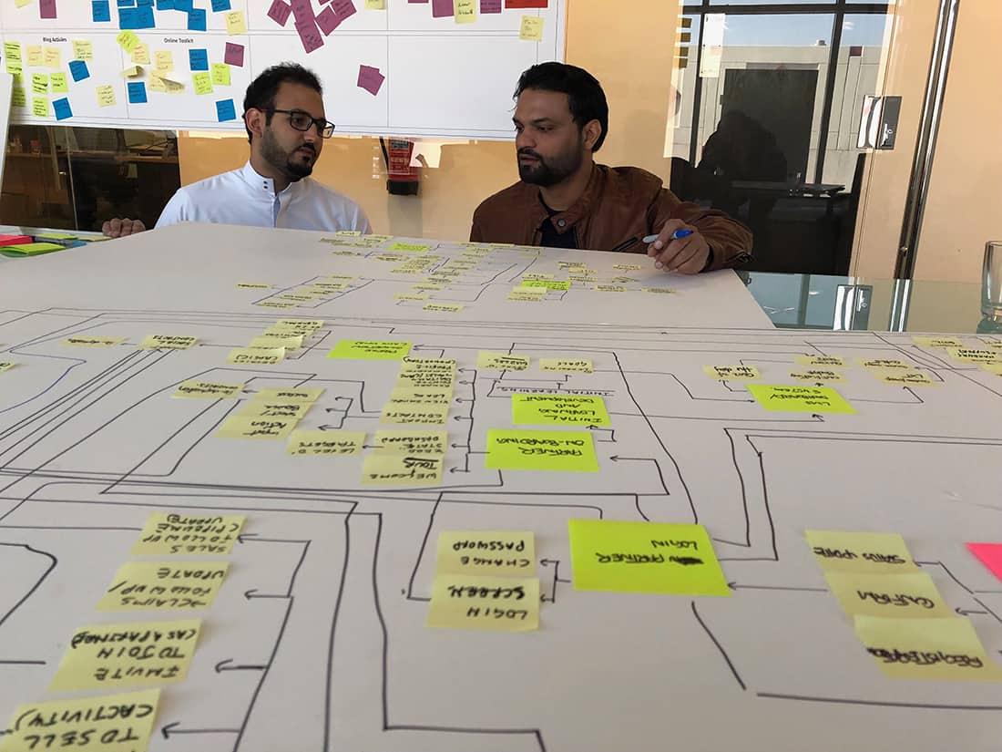 Turning Ideas into Innovation